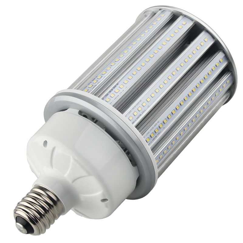 27W Outdoor LED Corn Light Bulb - 180 Degree - (ETL+DLC) - 5 Year Warranty