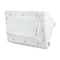 55W Outdoor LED Wall Pack Light - Semi Cutoff - Forward Throw - White