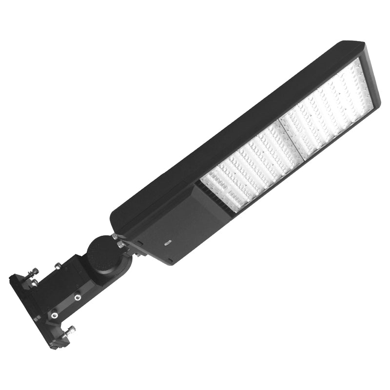 240W LED Flood Light - 5700K - 31200 Lumens - 100V-277V - Bronze