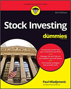 Stock Investing For Dummies - Tolerant Planet