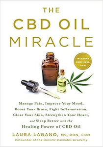 CBD Oil Miracle Manage Pain 기분 개선 페이퍼 백-Tolerant Planet