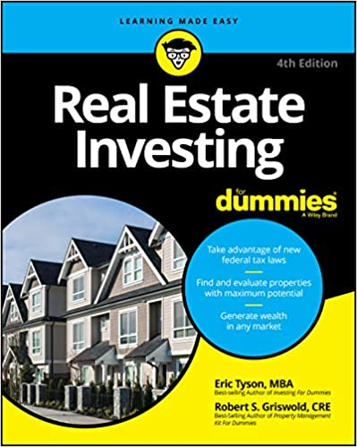 Real Estate Investing For Dummies - Tolerant Planet