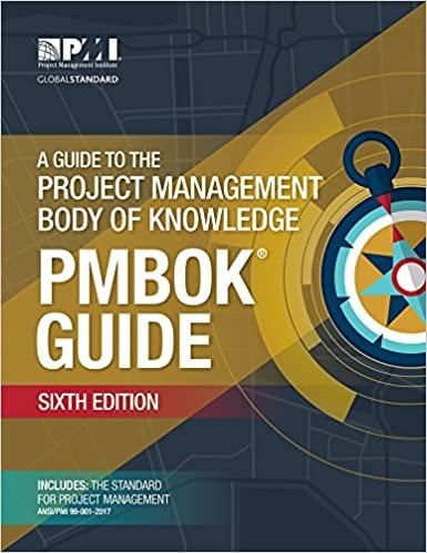 A Guide to the Project Management Body of Knowledge - Tolerant Planet