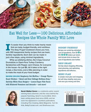 Load image into Gallery viewer, Easy Frugal Cookbook: 100 Satisfying Recipes That Won't Break the Bank - Tolerant Planet