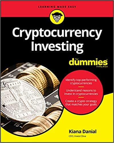 Cryptocurrency Investing For Dummies - Tolerant Planet