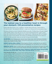 Load image into Gallery viewer, The Heart Disease Prevention Cookbook: 125 Easy Mediterranean Diet Recipes for a Healthier You - Tolerant Planet