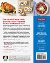 Load image into Gallery viewer, The Big Ninja Foodi Pressure Cooker Cookbook: 175 Recipes and 3 Meal Plans for Your Favorite Do-It-All Multicooker - Tolerant Planet