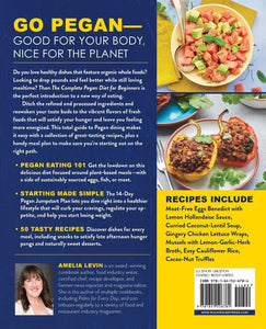 The Complete Pegan Diet for Beginners: A 14-Day Weight Loss Meal Plan with 50 Easy Recipes - Tolerant Planet