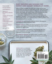 Load image into Gallery viewer, The Easy Cannabis, Cookbook: 60+ Medical Marijuana, Recipes, for Sweet, and Savory Edibles. - Tolerant Planet