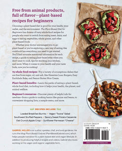 The Plant Based Diet for Beginners: 75 Delicious, Healthy Whole Food Recipes Paperback - Tolerant Planet