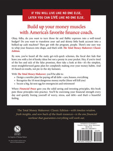 The Total Money Makeover: Classic Edition: A Proven Plan for Financial Fitness - Tolerant Planet