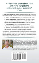 Load image into Gallery viewer, How Much Money Do I Need to Retire?: Uncommon Financial Planning Wisdom for a Stress-Free Retirement (Financial Freedom for Smart People) - Tolerant Planet