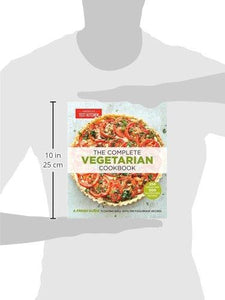 The Complete Vegetarian Cookbook: A Fresh Guide to Food Well With 700 Foolproof Uppskriftir Paperback - Tolerant Planet
