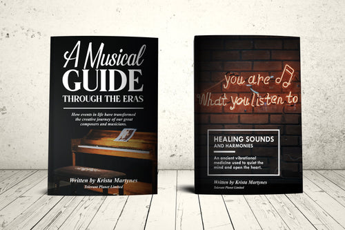 Musical Harmonies: 2-in-1 course, bundle! - Tolerant Planet