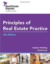 Load image into Gallery viewer, Principles of Real Estate Practice: Real Estate Express 6th Edition - Tolerant Planet