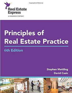 Principles of Real Estate Practice: Real Estate Express 6th Edition - Tolerant Planet