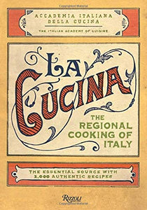 La Cucina: The Regional Cooking of Italy - Tolerant Planet