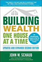 Load image into Gallery viewer, Building Wealth One House at a Time, Updated and Expanded, Second Edition - Tolerant Planet
