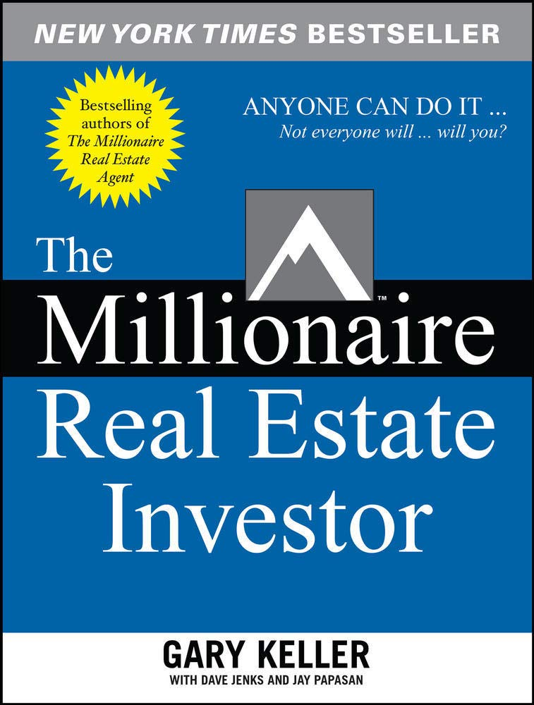 The Millionaire Real Estate Investor - Tolerant Planet
