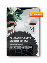 Load image into Gallery viewer, 5-1 Student Bundle: 3-Music Courses, and 2-Dance Courses Wrapped into 1 Price! Buy this bundle for only $300.00 - Tolerant Planet