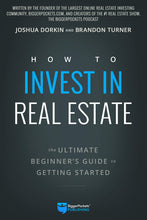 Load image into Gallery viewer, How to Invest in Real Estate: The Ultimate Beginner's Guide to Getting Started - Tolerant Planet