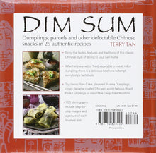 Load image into Gallery viewer, Dim Sum: Dumplings, parcels and other delectable Chinese snacks in 25 authentic recipes - Tolerant Planet