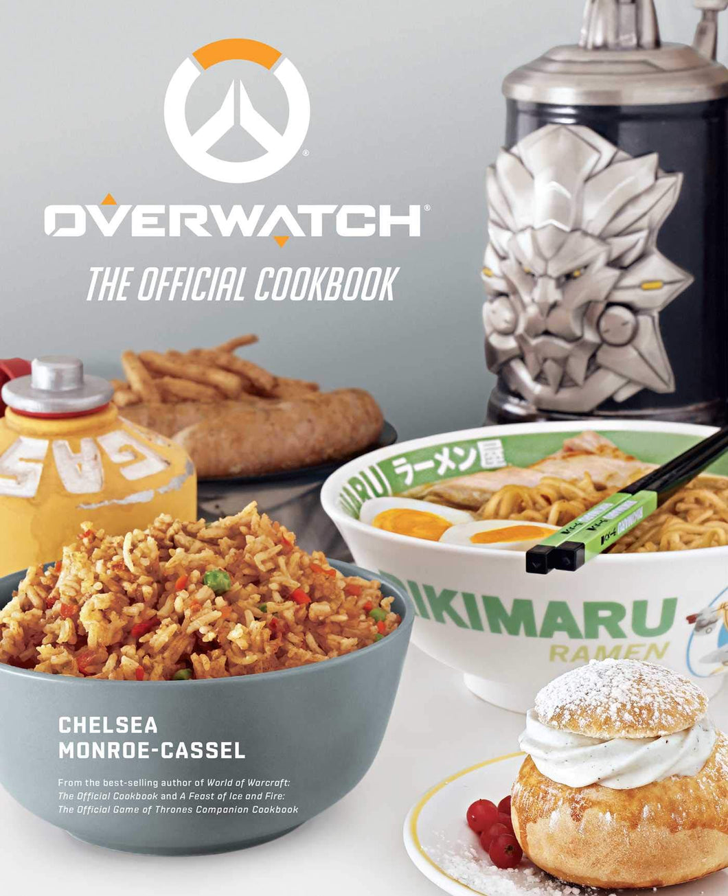 Overwatch: The Official Cookbook - Tolerant Planet