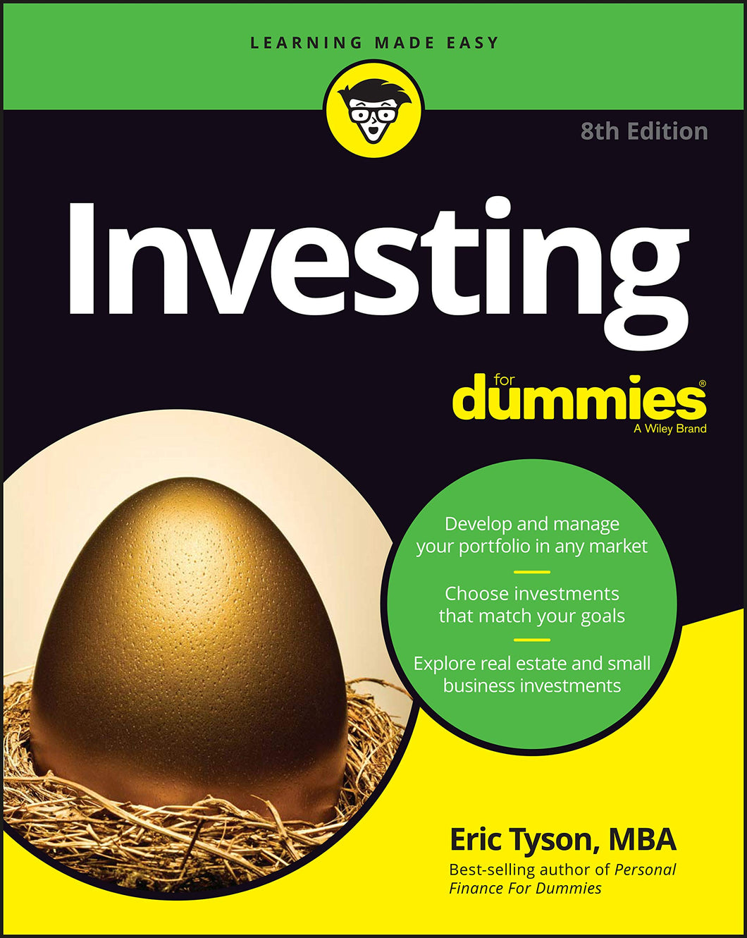 Investing For Dummies (For Dummies (Lifestyle)) - Tolerant Planet