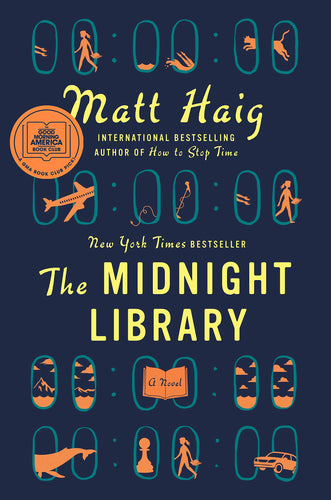 The Midnight Library: A Novel. (Hardcover) - Tolerant Planet