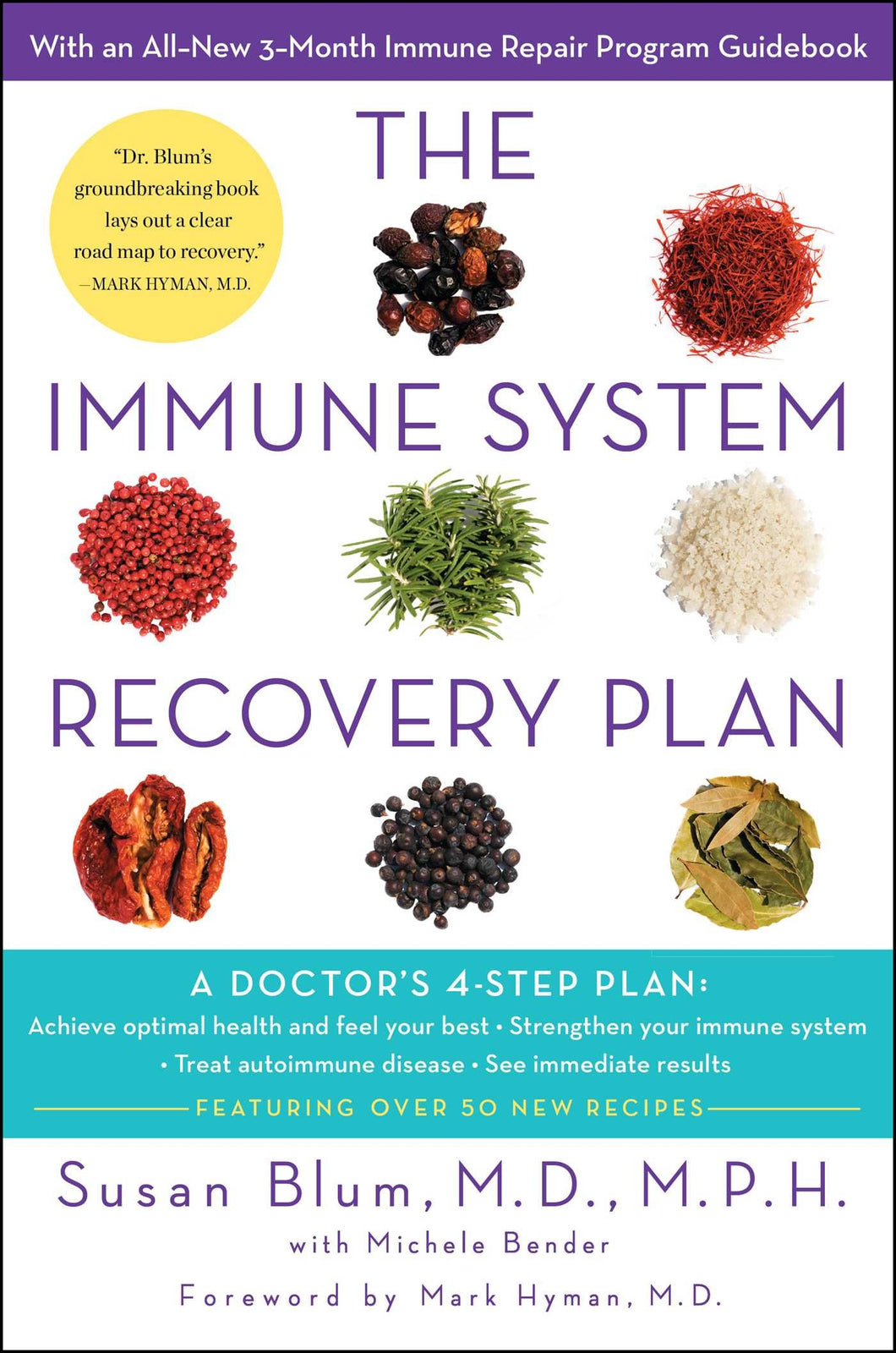 The Immune System Recovery Plan: A Doctor's 4-Step Program to Treat Autoimmune Disease. - Tolerant Planet