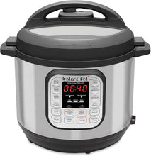 Load image into Gallery viewer, Instant Pot Duo 7-in-1 Electric Pressure Cooker, Sterilizer, Slow Cooker, Rice Cooker, Steamer, Saute, Yogurt Maker, and Warmer, 6 Quart, 14 One-Touch Programs - Tolerant Planet