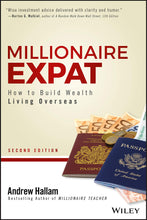 Load image into Gallery viewer, Millionaire Expat: How To Build Wealth Living Overseas - Tolerant Planet