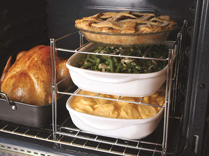 Betty, Crocker 3-tier Oven Rack. - Tolerant Planet