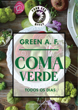 Load image into Gallery viewer, Green AF - Coma Verde TODOS OS DIAS - Tolerant Planet