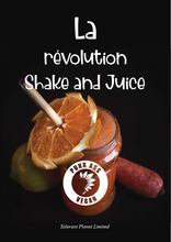 Load image into Gallery viewer, Juice + Shake Religion - Né pour secouer. - Tolerant Planet