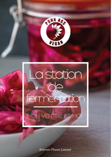 Load image into Gallery viewer, La station de fermentation - My Gut et Moi! - Tolerant Planet