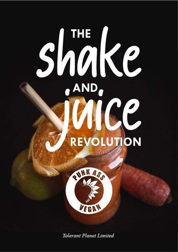 Juice + Shake Religion - Born to Shake. - Tolerant Planet