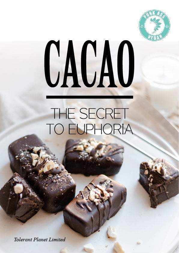 Cacao - The Secret to Euphoria - Tolerant Planet