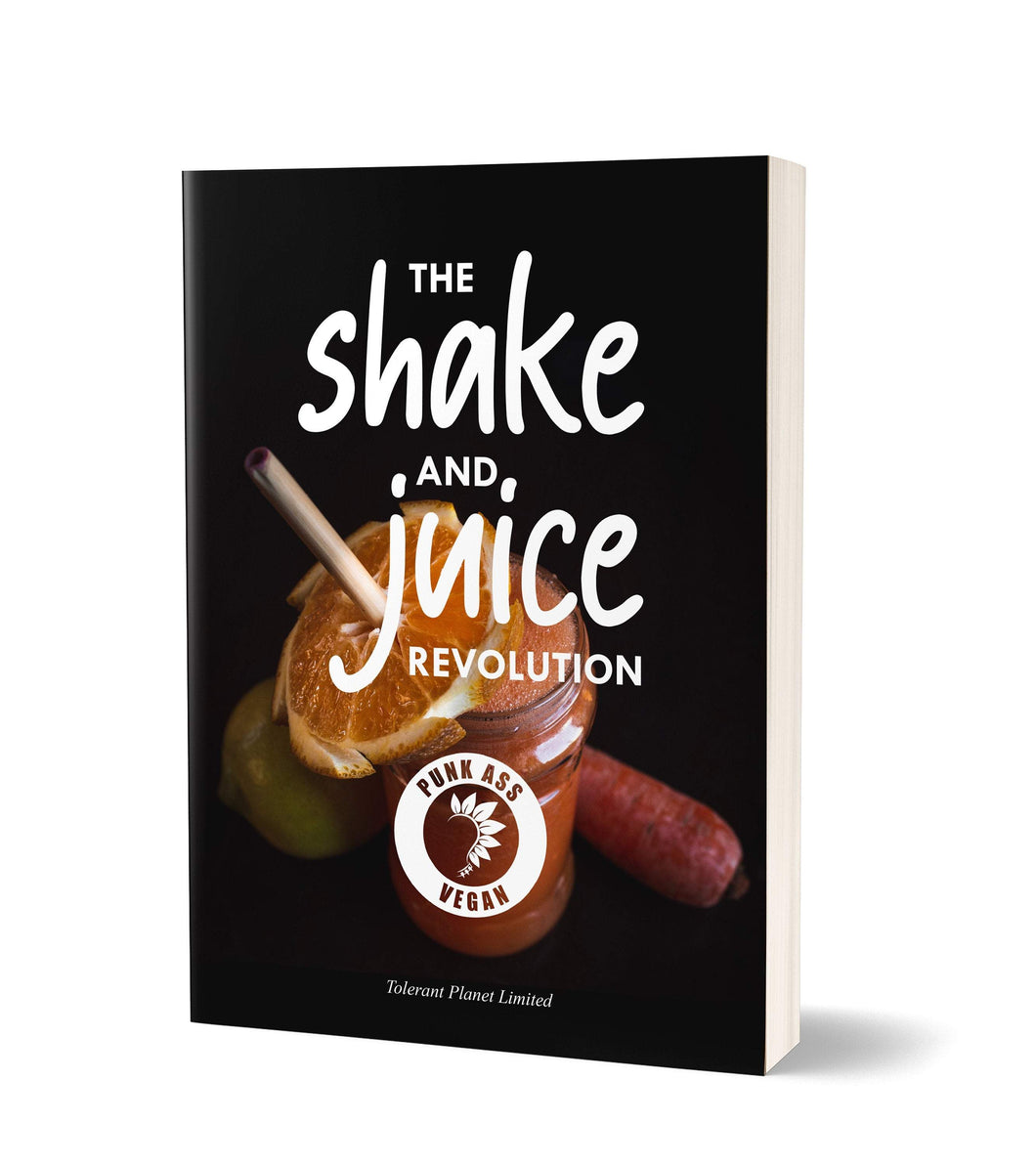 Juice/Shake Revolution - Born to Shake - Tolerant Planet