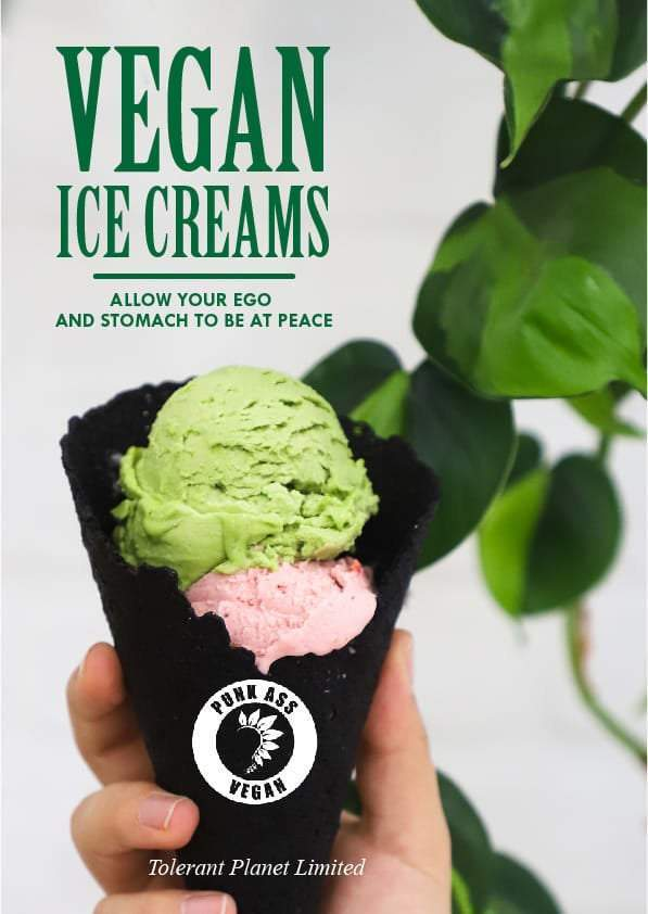 Vegan Ice Creams - Allowing your Ego and Conscious to be at Peace - Tolerant Planet