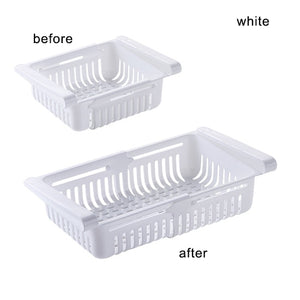 kitchen storage rack organizer kitchen organizer rack kitchen accessories organizer shelf storage rack fridge storage shelf box - Tolerant Planet