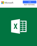 Office 2019 Home and Business - 1 MAC