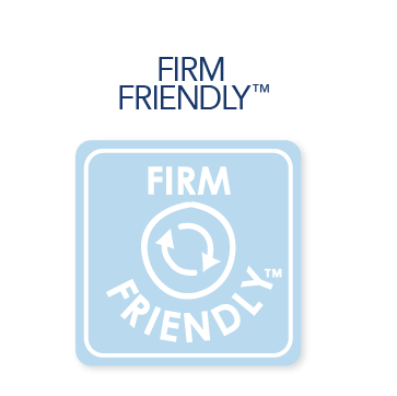 Airwrap Mattress protector is firm friendly