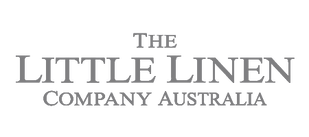The Little Linen Company Australia. Our own signature range for baby products