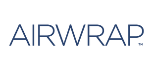 Airwrap Logo. Creating clever solutions for where babies sleep since 2006