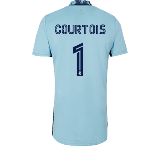 1 Courtois Real Madrid Cf Us Shop