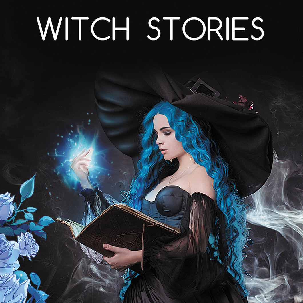 Witch Stories Digital Photobook
