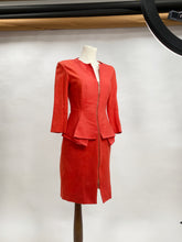 Load image into Gallery viewer, Red Vintage Dress - In Stock