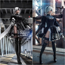 Load image into Gallery viewer, Nier Automata Cosplay Print Pre Order