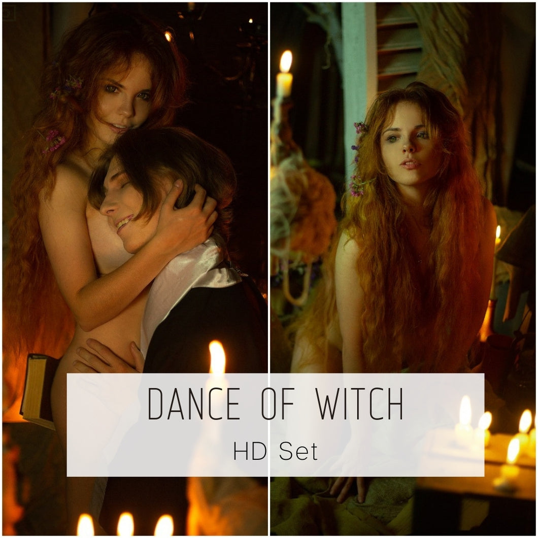 Dance of Witch - HD Set